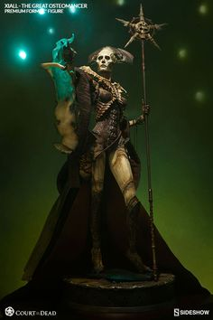 Court of the Dead The Great Osteomancer Premium Format(TM) F | Sideshow Collectibles