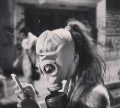Social media is the medium of the Taksim protest.