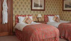Alladale lodge Wilderness Reserve in Scotland features 7 en suite rooms Boutique Hotels, Scottish Highlands, Wilderness, Beds, Room, Furniture, Collection, Home Decor, Bedroom