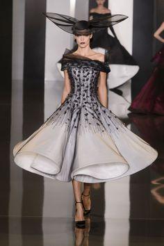 Défilé Ralph and Russo Haute Couture automne-hiver 2014/2015