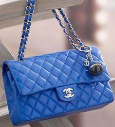 Great color!  #chanel #handbags