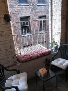 54 Best Fire Escape Patio Images Small Balconies Small