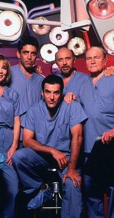 Chicago Hope. Created by David E. Kelley.  With Mandy Patinkin, Adam Arkin, Hector Elizondo, Peter Berg. The lives and trials of the staff of a major hospital in Chicago.