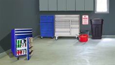 ドライバー、ボルト、ペンチなど日曜大工の道具を収納するためのものといえば、ガレージツールボックス。 シンプルな […]