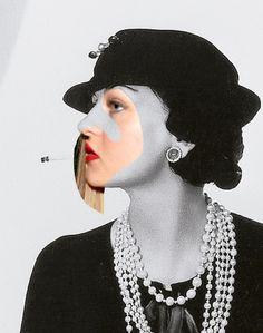 Iconatomy, Coco Chanel & me