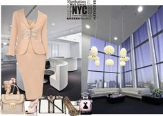 """""""I AM AT WORK..."""" by figenozkilic on Polyvore"""