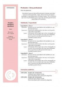 3 Formatos De Curriculum Vitae If you like this cv template. Check others on my CV template board :) Thanks for sharing! Format Cv, Resume Format Download, Resume Layout, Resume Writing, Resume Template Free, Free Resume, Modelo Curriculum, Cv Resume Sample, It Cv