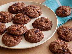 Ellie's Triple Chocolate Cookies are way better than diet cookies you'd buy at the store.