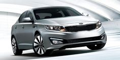 KIA akan pamerkan model mobil terbaru *KIA OPTIMA* di IIMS2013 nanti