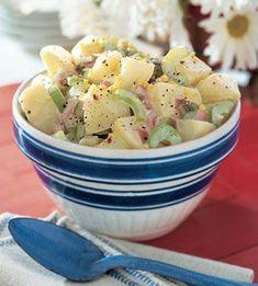 potato salad 'diakon' dairy free, low carb Recipe
