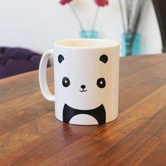 Tasse Mug Panda mignon par Memeskins sur Etsy