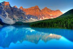 free download pictures of moraine lake, 1151 kB - Webster Birds