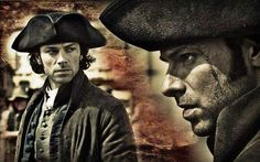 Don't know the artist but it's great - Aidan Turner as Ross Poldark