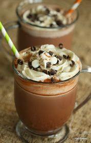 Half Baked: Cinnamon Chip Hot Chocolate Mix