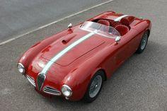 ALFA ROMEO 1900 Barchetta 1953.
