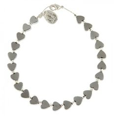 Carrie Elspeth Mini Heart Bracelet £14.99 at Macmillans of Penwortham