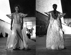 NILARA 'Firefly' light-up dress #Nilara #mfwa #mfwa2016 - photo  Goro Photography