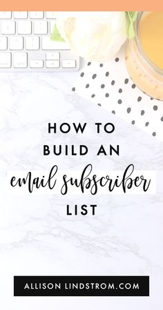 "Have you ever created a blog or website and just couldn't get people to sign up for your email list? It's frustrating and a little embarrassing. You might be wondering, ""Is it really important to build this email list or are all my efforts just a waste of time?"" Here's how to build an email subscriber list. #emailmarketing #blogging #blogtips #bloggingtips #howtoblog #workfromhome #workathome #blogger #wahm #makemoneyblogging How To Start A Blog, How To Find Out, How To Make Money, Email Marketing Strategy, Online Marketing, Digital Marketing, Business Tips, Online Business, Email Service Provider"