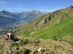 Pyrenees Balcony Trail - Independent Walking Holidays in France - Azun Valley