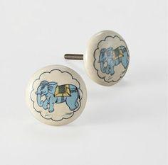Elephant Dresser Knobs