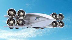 VTOL aircraft - RTR/REX/Shutterstock/Rex Images