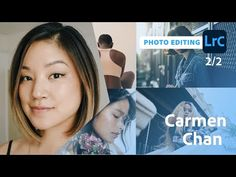New video - Editing Editorial and Commercial Photography with Carmen Chan - 2 of 2 on @YouTube