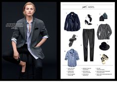 women: october catalogue | Banana Republic