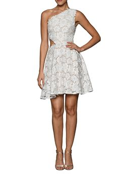 01bccb84842 31 Short Wedding Dresses You Can Buy Now