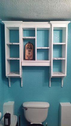 Bathroom shelf by Kevin