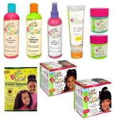 treasures for tots: Biracial Hair Care