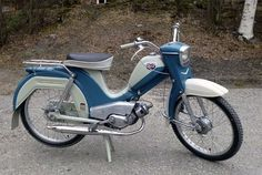 TUNTURI Moped Scooter, Vespa, Vintage Cars, Retro Vintage, Honda Cb, Sidecar, Finland, Cars And Motorcycles, Vintage Posters