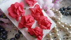 Kit de Rosas de papel