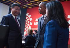 Can China overtake the United States to lead the world? That was the question posed by the nationalist Global Times tabloid in Beijing on Monday.