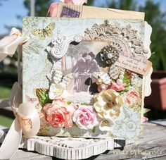 Another beautiful mini by Mary Hamer!  So sweet!
