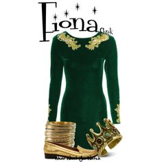Princess Fiona From Shrek