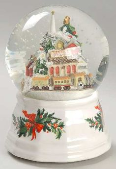 PfaltzgraffChristmas Heritage, Village Snow Glove, $31.99 at Replacements, Ltd