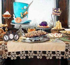 Alice in Wonderland celebration