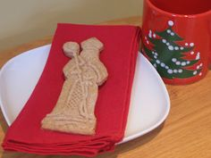 Culinary Types: Dutch Speculaas Cookies for Saint Nicholas Day