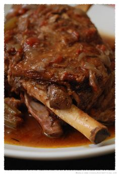 slow cooked goat shoulder by haalo more slow cooked goat goat recipes ...