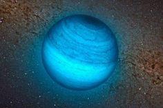 """Descoberto o primeiro planeta """"vagabundo"""""""