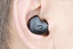 Auricolare Bluetooth invisibile comodo anche in moto: sconto 18 euro