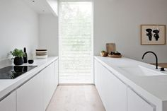 Modern | ombiaiinterijeri white kitchen