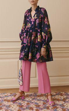 Jasmine Floral Mini Dress by Stine Goya Copenhagen Fashion Week, Elegant Outfit, Preppy Style, Fashion Outfits, Womens Fashion, Dress To Impress, Designer Dresses, Casual Dresses, Style Inspiration