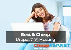 Cheap ASP.NET Hosting | Best and Cheap Drupal 7.35 Hosting | http://cheaphostingasp.net