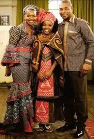 Photos of Traditional Xhosa Wedding Photos: South African + Traditional + Wedding + Dresses Sotho Traditional Dresses, African Traditional Dresses, Traditional Fashion, Traditional Outfits, Traditional Wedding, African Dresses For Women, African Print Fashion, African Fashion Dresses, African Women