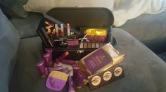 My new younique kit i love it and you can too. Its amazing products that are a must on daily bases!!!