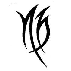 I'll get it soon, virgo tattoo.