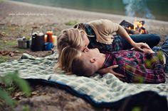 campfire & s'more picnic!