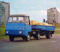 DAF Pony Sattelzugmaschine (1050) '1968–69