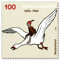 German postage stamp - is that a plunger on his head??